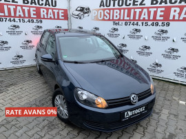 Volkswagen vw golf 6-fab 2010-benzina-rate-