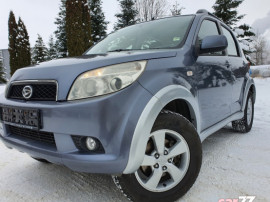 Daihatsu Terios Edition 2007*4X4*Motor 1.5 benzina* 105 CP