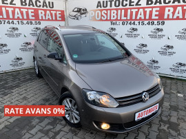 Volkswagen vw golf 6 plus-2012-automata-benzina+gpl-rate-