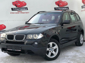 Bmw x3 2.0d 4x4 2008 import germania