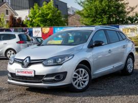Renault Megane 2016 - climatizare - asistenta parcare