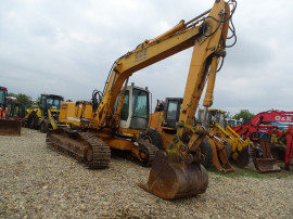 Dezmembrez excavator Liebherr 902 Litronic