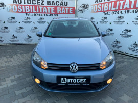 Volkswagen Golf 6 Vw Golf 2010 Benzina Navigatie RATE