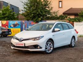 Toyota Auris 2017 hibrid garantie km certificati rate