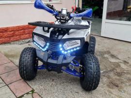 Atv Spyder LED de Luxe 125cc, Model Nou 2021