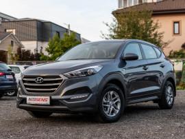 Hyundai Tucson 2017 - cutie automata - Garantie