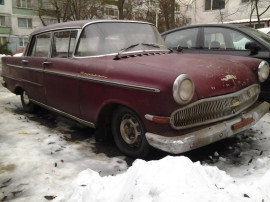 Opel Kapitan' 59 de epoca,foarte rar, functional Chilipir!!!