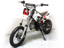 "Moto cross 125cc dirt bike DB-612 A j14"" e-starter"