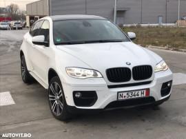BMW X6 3.0 XDrive ///M pachet 5 locuri faruri laser