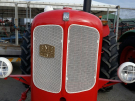 Tractor nuffield
