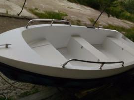 Barca de pescuit si agrement Solitar S 4,5 m