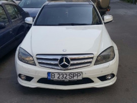 Mercedes C220 amg diesel