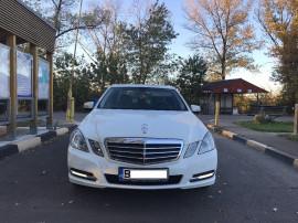 Mercedes-benz e200 (w212) cdi blueefficiency