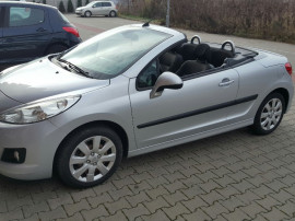 Peugeot 207 CC, 1.6 VTi, 120CP, benzina din 2011