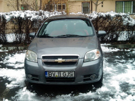 Chevrolet aveo, 2008, 56000 km, full option, impecabil