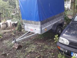 Renault Laguna 2 1,9 dci+remorcă