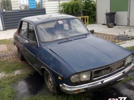 Renault 12 spania