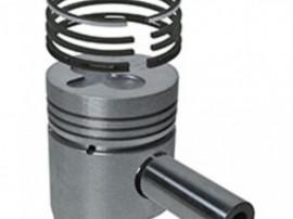 Piston cu segmenti Tractor-Fendt 12165451 , F112200410550 ,