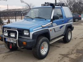 Daihatsu Feroza 1.6 benzina din 1993 merita vazuta