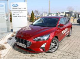 Noul Ford Focus Titanium Business 1.0 Ecoboost 125CP