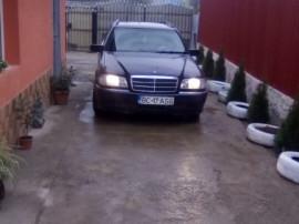 Mercedes c 200 schimb cu land rover sau suzuki