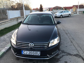 VW Passat 2.0, 140cp interior piele si bord mahon