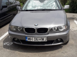 Bmw 318 ci coupe facelift