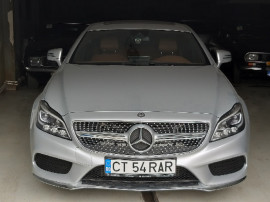 Mercedes-benz cls 250 cdi 4 matic amg