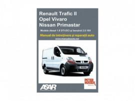 Manual Renault Trafic / Opel Vivaro / Nissan Primastar