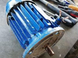 Motor 0,21kw.3980rot 380v