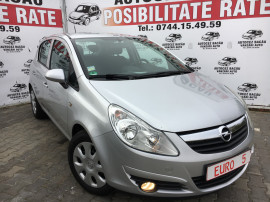 Opel Corsa-Automata-2010-Benzina 1.4-Posibilitate RATE-