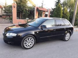 Audi A 4 S line-navigatie
