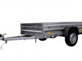 Remorca transport 200 x 125 Garden Trailer 205 Unitrailer