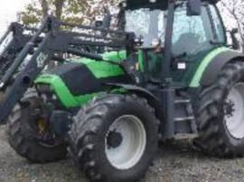 Tractor Deutz Agrotron 165.7, încărcător profi, 168 cai,2004