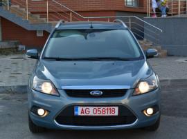 Ford Focus Titanium 1.6 diesel 110 CP, Navigație