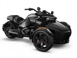 Promotie Can-Am Spyder, model F3-SE6, 2019, Steel Black Meta