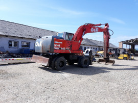 Hidromotor cu rotire excavator O&K MH 6