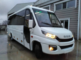 Iveco daily 2017 model 70C17 ,clima sofer si pasageri