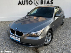 BMW 520d Facelift / Euro 5
