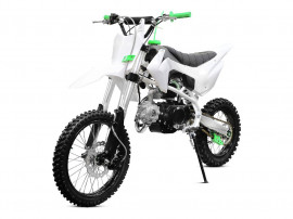 Model motocross thunder 125cc manual