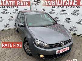 Volkswagen Golf 6-AUTOMATA-Benzina-2010-RATE-