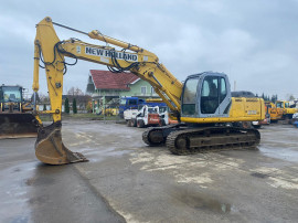 Excavator New Holland E 215B ,2007