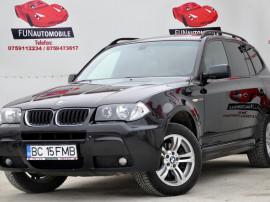 BMW X3 2.0D 4x4 150 CP M-Pachet 2006