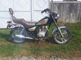 Moto Daelim advance 125