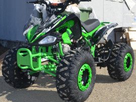 Atv Kxd 006-8 Raptor 125cc#Semi-Automat