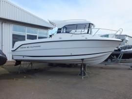 Barca Parker 660 Pilothouse cu Mercury F150 sau F200