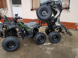 Atv Scarabeu Spyder 125cc ,Nou 2021, Robust de Calitate Us