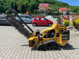 Vermer RTX250 Trencher an fabricație 2019.