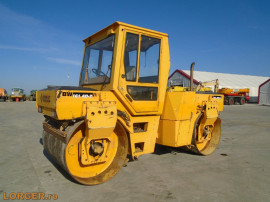 Compactor tandem Bomag BW161 AD-2