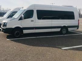 VW CRAFTER Microbuz 19+1 locuri